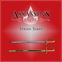 AC: Syrian Saber by DecanAndersen