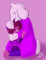 Take Care, My Child by animorphs5678