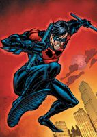 Nightwing DC52 039 by angryf