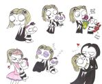 Lenore X Ragamuffin moments by Piddies0709