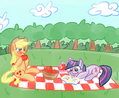 Picnic by MartinHello