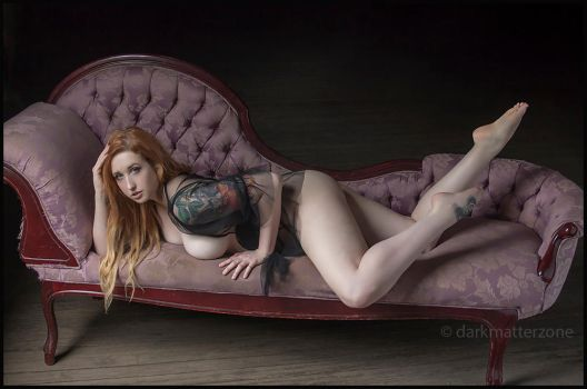 Abigale Snow 1 by darkmatterzone