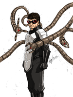 The WoS: Doctor Octopus by kyomusha