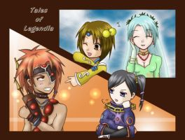 Tales of Legendia by perfectcrime