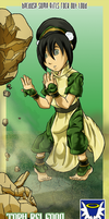 Toph Bei Fong by BlueSerenity