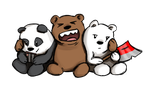 We Bare Bears by TrueLoveStory