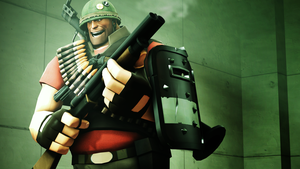 Heavy and STUPID AMOUNTS OF GREEN (SFM Hex Test) by RAGEPANDDEMOMAN