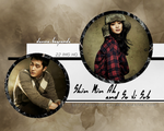Photopack 16399 - Shin Min Ah and So Ji Sub by xbestphotopackseverr