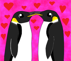Heart of the penguins by Enricthepenguin92