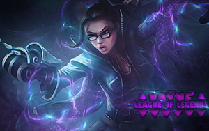 Vayne smudge by TheWangster