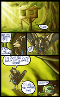 The Flight Page 1 by shorty-antics-27