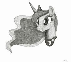 Princess of the Night by CptMaximum9001