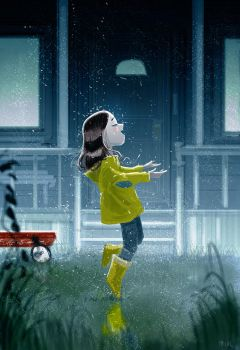 Sunday Rain! by PascalCampion