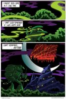 Kill the Monster -page1 by Carnival-Werewolf