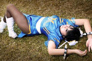 Chun Li Street Fighter by chidori-sagara
