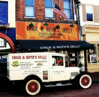 Annapolis Chick and Ruth's Delly by fme222