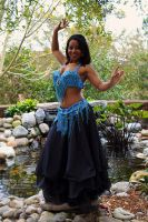 Belly Dance Troupe Shoot 2 by Cassy-Blue