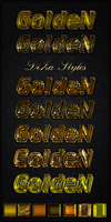 Styles Golden Glow by DiZa-74