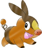 Tepig by magn999