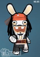 Rabbids no.85 by XnBlooh