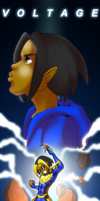 Art Trade: Voltage by Severflame