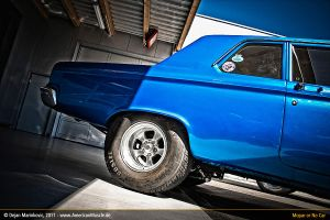blue dodge coronet by AmericanMuscle