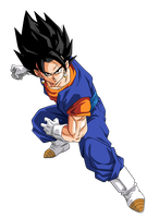 Vegetto by BardockSonic
