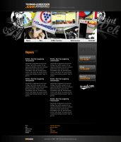REDESIGN tc-md.com by rembrandt83