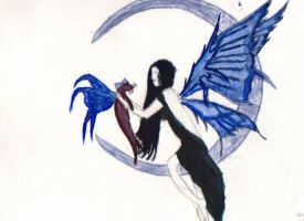 Failed Watercolor by DarkElvenWitch