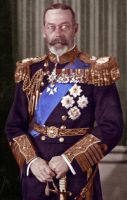 King George V by KraljAleksandar