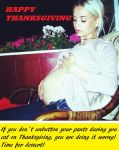 Thanksgiving Card by stuffedbellylover