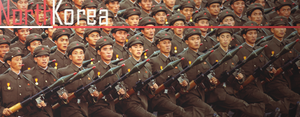 North Korea - The Peoples Army by G-Abbate