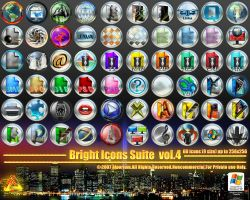 Bright Icons Suite vol.4 by klen70
