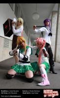 HotD Cosplay 4 by Evil-Siren