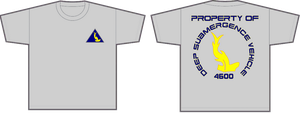 Seaquest T-Shirt Guide by viperaviator