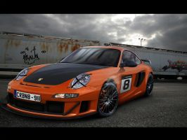 Porsche 911 by Klaus-Designs