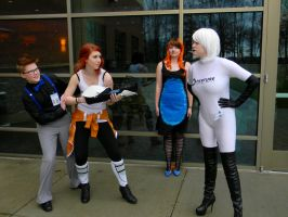 Aperture Science by PoisonPawz
