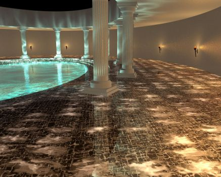 Pool of Youth View 2 by someole3d