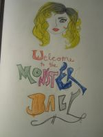 Welcome to The Monster Ball- Lady GaGa by acroboy99