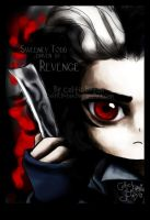 Sweeney Todd:Driven by REVENGE by CelticBotan
