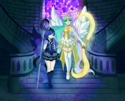 .:MLP Princesses of Equestria:. by Dawnrie