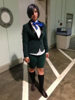 Best Full Body shot of my Ciel Cosplay by NeeNeeFox