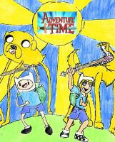 Adventure time by Jscsonic