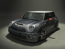 Mini Cooper by sevenmelons83