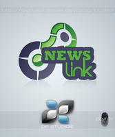 NewsLink Logo by DigitalPhenom