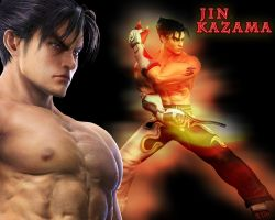 Tekken - Jin by LordSlayer