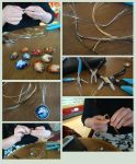 Wire wrapping process by sandara