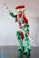 QUEEN'S BLADE - Alleyne (2) by supergiu74