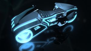 tron bike by sharonmudz