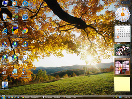 Autumn 2013 Desktop by Sweet-Blessings